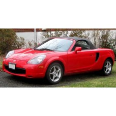 Toyota MR2 Workshop Manual