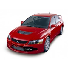 Mitsubishi Evolution 9 Workshop Manual