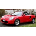 TOYOTA MR2 ROADSTER/MR-S/MR2 SPYDER WORKSHOP MANUAL